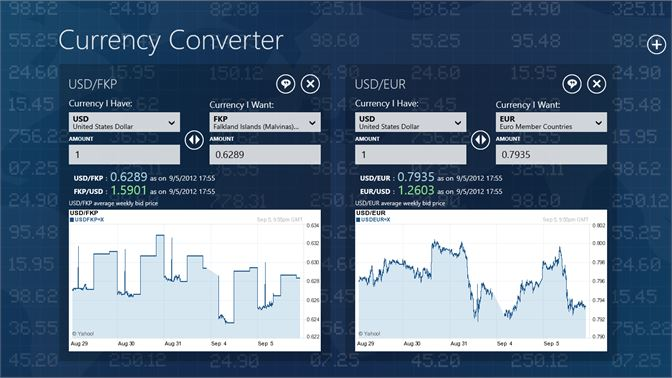 Get Currency Converter - Microsoft Store