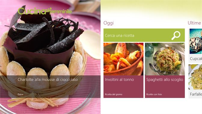 Acquista Cucina alfemminile - Microsoft Store it-IT