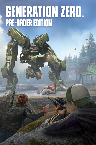 Generation Zero: Pre-order Edition