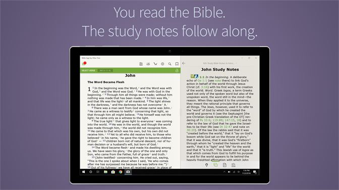 Get Bible by Olive Tree - Microsoft Store