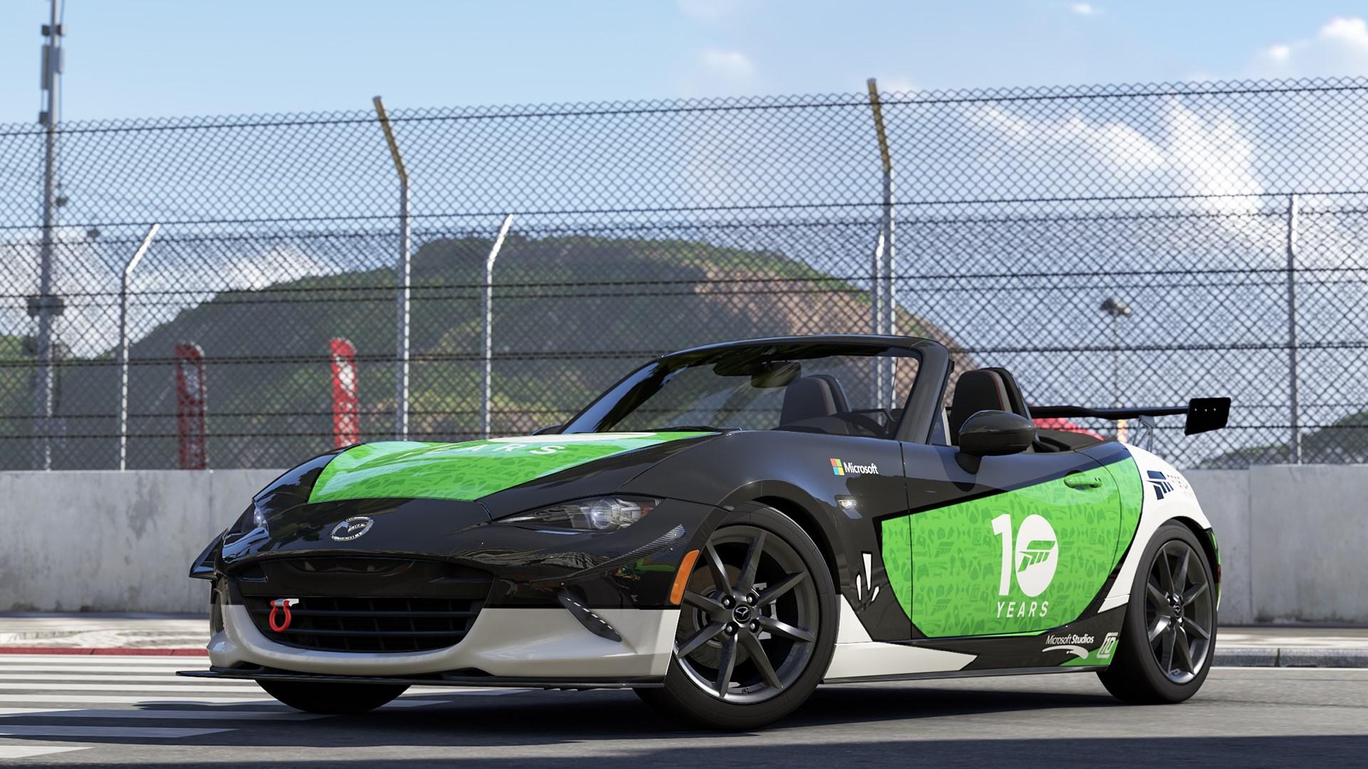 Forza Motorsport 6 2015 Mazda MX-5