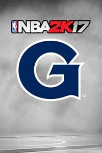 Carátula del juego NBA 2K17 All-Georgetown Team