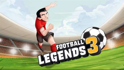 Soccer Real Cup: Flick Football World Kick League Screenshots 1
