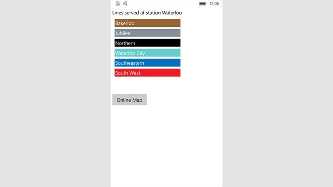 Get London Train Route Planner - Microsoft Store en-IS