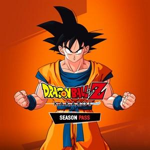 DRAGON BALL Z: KAKAROT Season Pass Xbox One