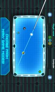 Space Pool: Billiards Snooker - 8 Ball Arcade 2D screenshot 1