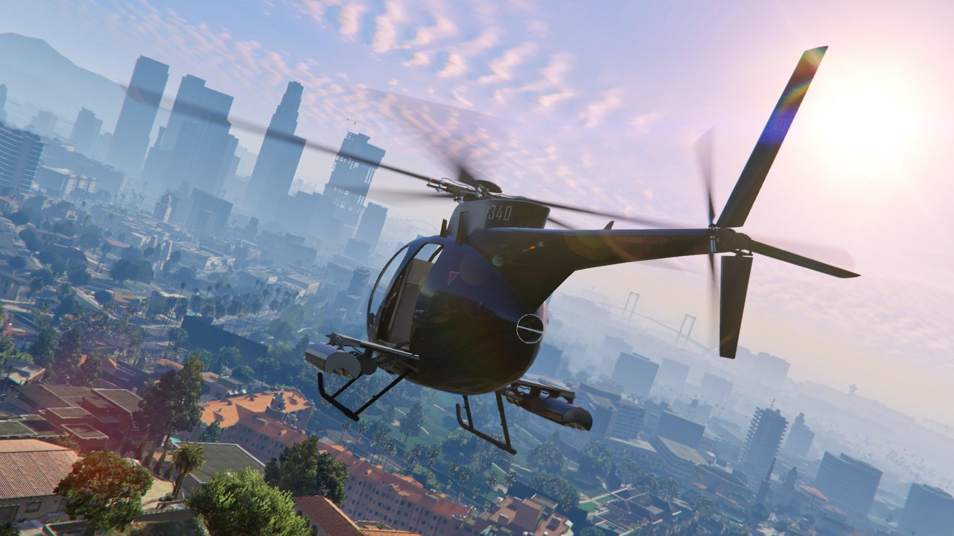Скриншот №16 к Grand Theft Auto V Premium Edition