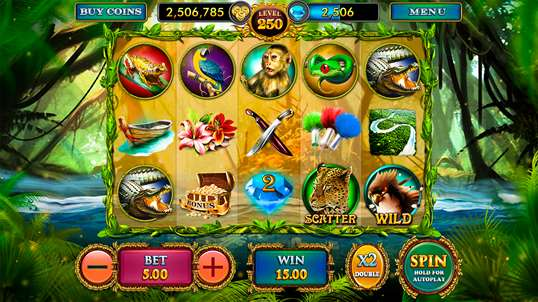 wild luck casino for pc