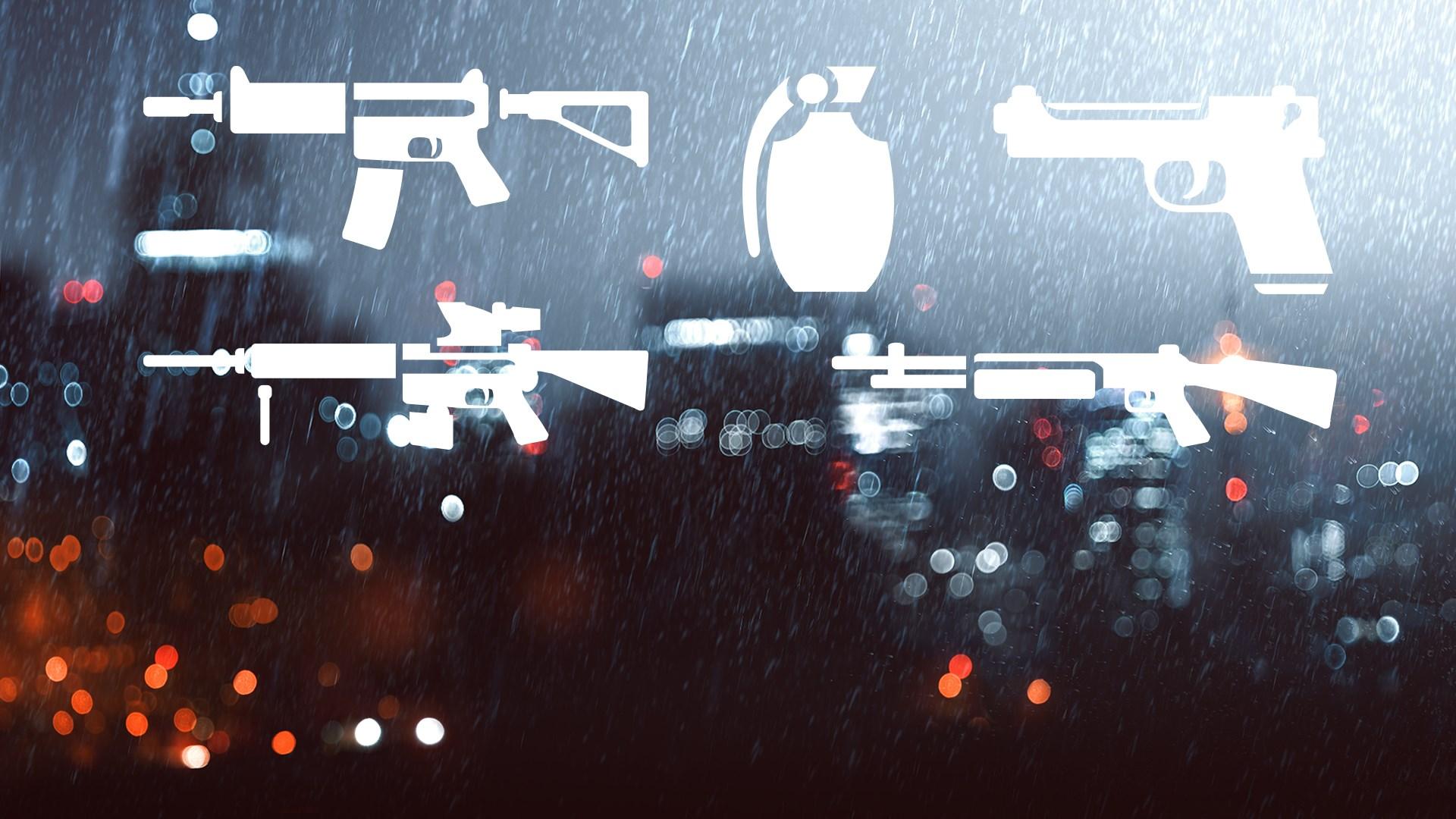 Battlefield 4™ - Pacote de atalhos de armas