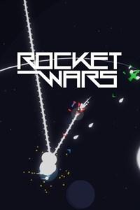 Carátula para el juego Rocket Wars de Xbox 360
