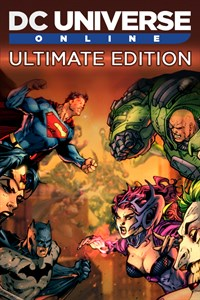 DC Universe Online - Ultimate Edition (2017)