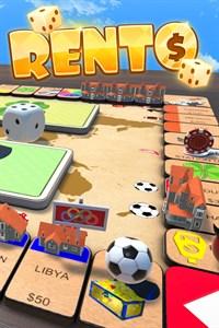 Carátula para el juego Rento Fortune de Xbox 360