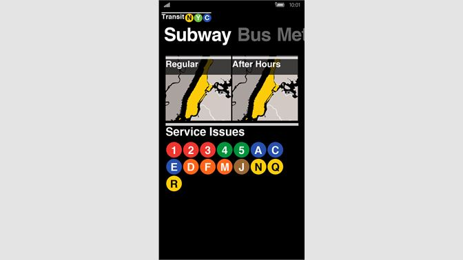Get Transit NYC - Microsoft Store