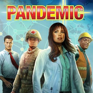 Pandemic: The Board Game Xbox One