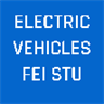 Electric vehicles of FEI STU