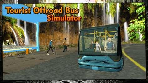 Tourist Offroad Bus Simulator Screenshots 1