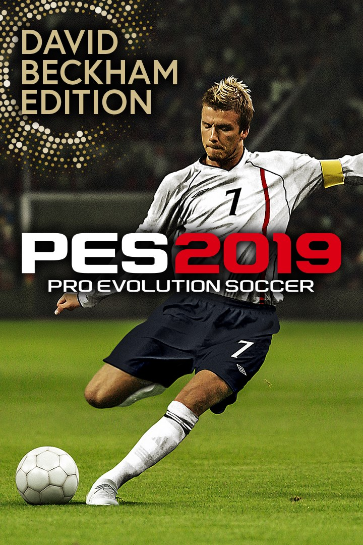 Buy PRO EVOLUTION SOCCER 2019 DAVID BECKHAM EDITION