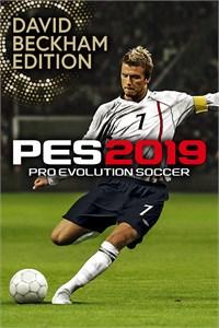 Carátula del juego PRO EVOLUTION SOCCER 2019 DAVID BECKHAM EDITION