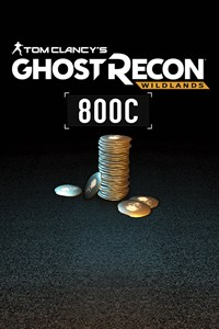 Tom Clancy's Ghost Recon® Wildlands - Credit : Base Pack 800 GR CREDITS