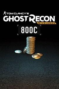 Tom Clancy's Ghost Recon® Wildlands - Crédit : Pack de base - 800 crédits GR