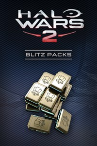 Halo Wars 2: 20 Blitz Packs + 3 Free