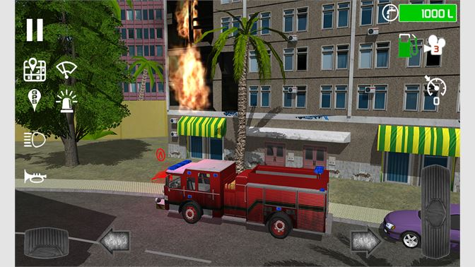 Get Fire Engine Simulator - Microsoft Store en-NZ