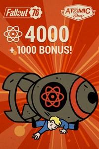 Fallout 76: 4.000 átomos (+1.000 de bônus)