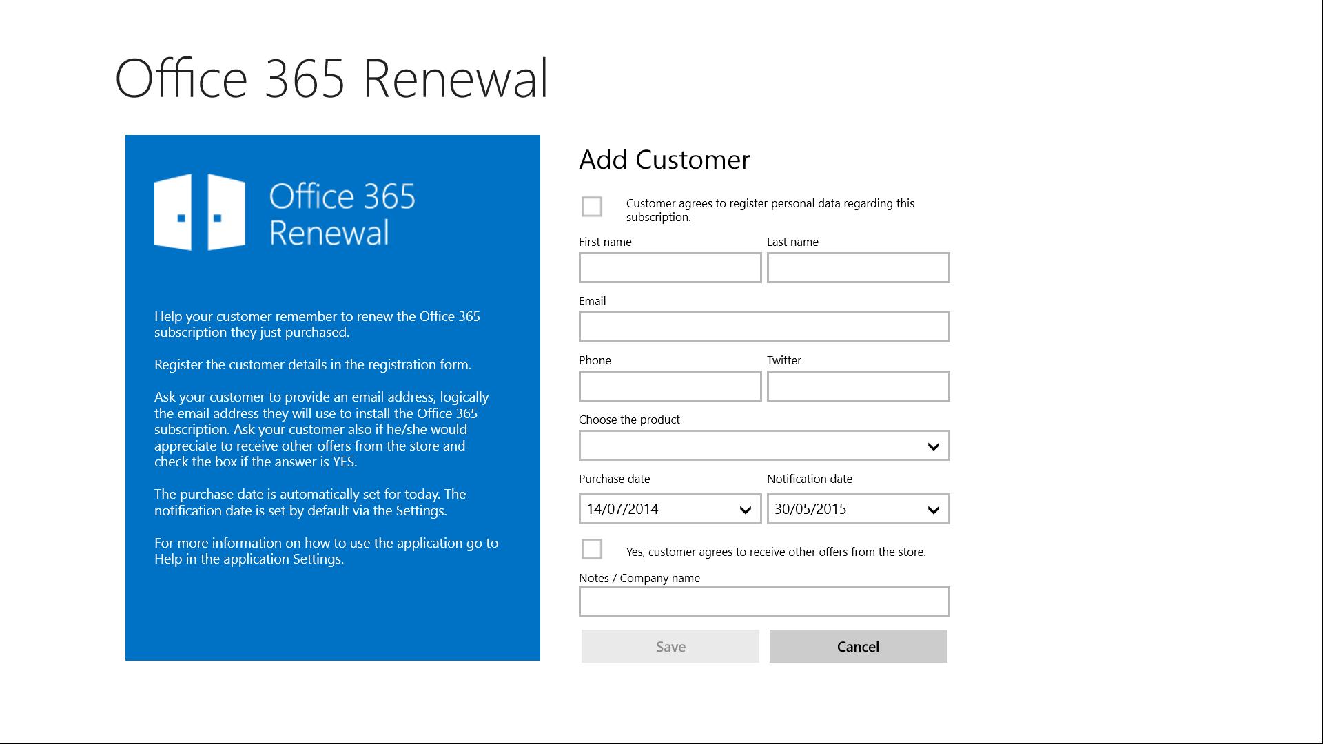 Office 365 Renewal - Microsoft Store