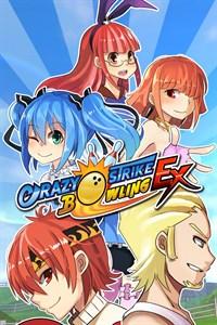 Carátula para el juego Crazy Strike Bowling EX de Xbox 360