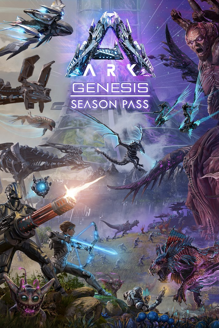 ARK: Genesis Season Pass - Desktop