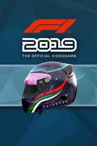 F1® 2019 WS: Helmet 'Abu Dhabi Grand Prix'