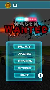 Racer Wanted 3D screenshot 1