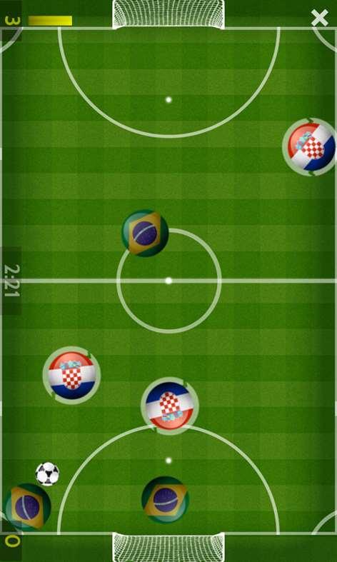 Air Soccer Fever for Windows Phone full screenshot