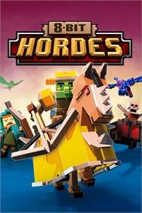 Carátula para el juego 8-Bit Hordes de Xbox 360