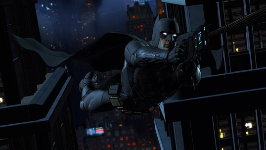 Batman: The Telltale Series screenshot 8