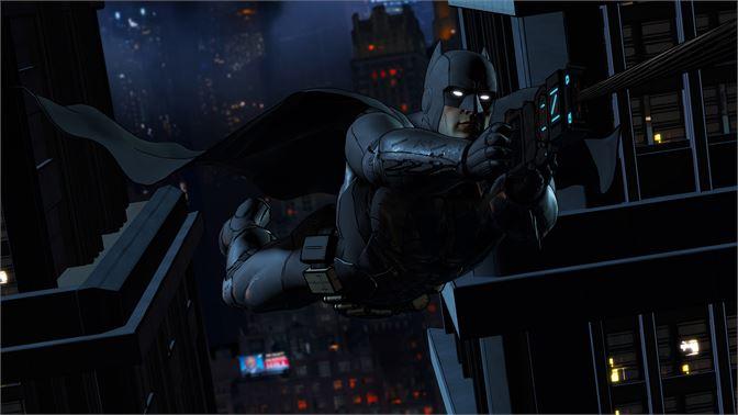 Get Batman: The Telltale Series - Microsoft Store en-IN