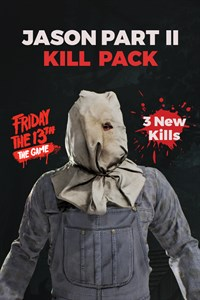 Jason Part 2 Pick Axe Kill Pack