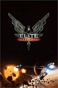Carátula del juego Elite Dangerous Standard Edition