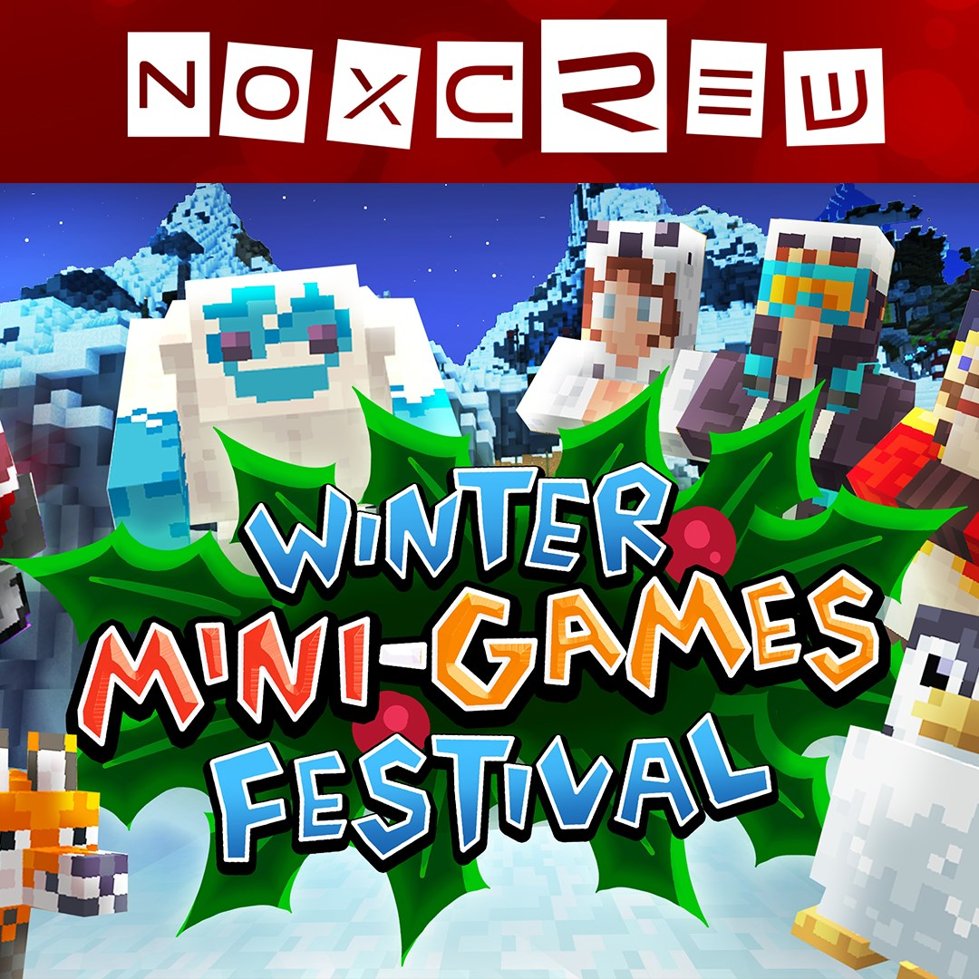 Winter Mini-Games by Noxcrew