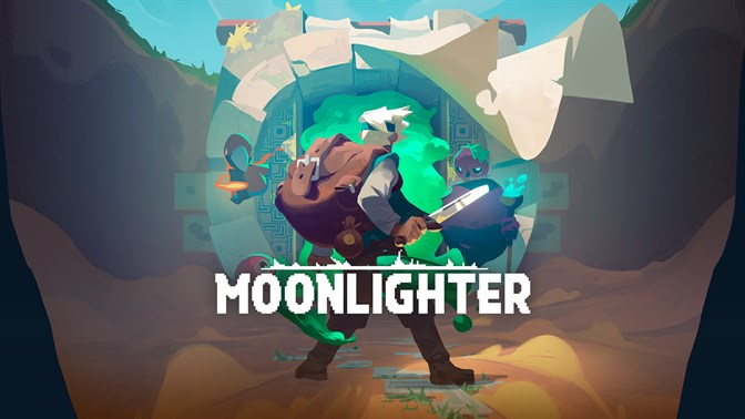 Image result for moonlighter