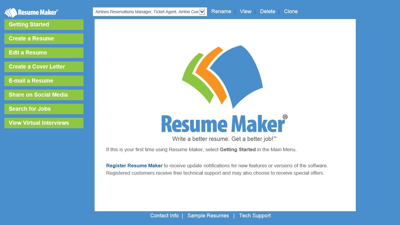 Buy Resume Maker - Microsoft Store