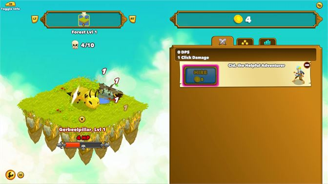 Get Clicker Heroes Microsoft Store