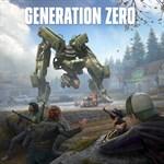 Generation Zero® Logo