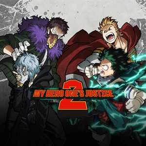 MY HERO ONE'S JUSTICE 2 Pre-Order Xbox One