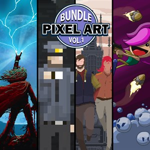 Digerati Pixel Art Bundle Part 1 Xbox One
