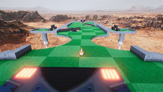 Ballistic Mini Golf screenshot 4