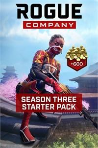 Rogue Company: Season Three Starter Pack
