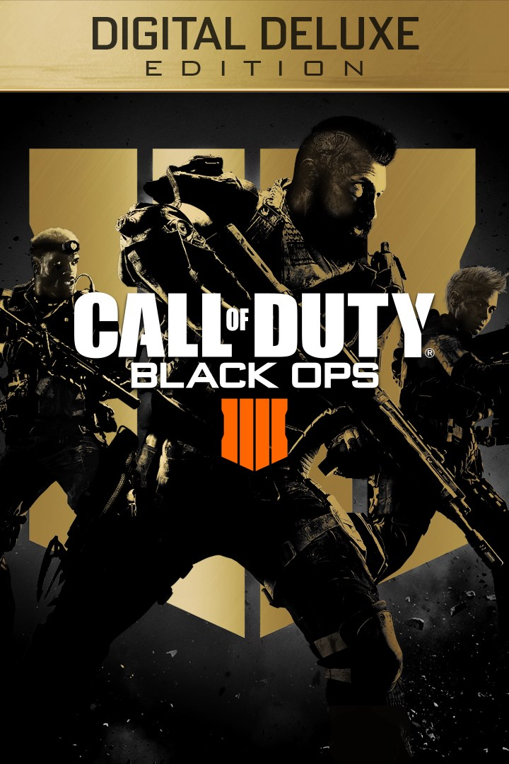 Buy Call Of Duty Black Ops 4 Digital Deluxe Microsoft Store