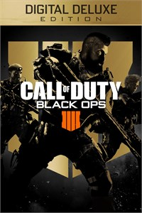 Carátula del juego Call of Duty: Black Ops 4 - Digital Deluxe