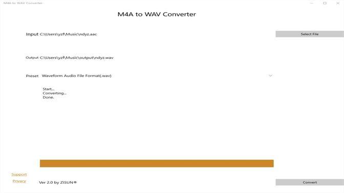 Buy M4A to WAV Converter - Microsoft Store